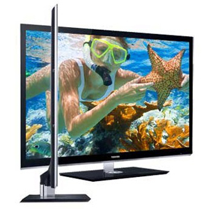 Toshiba 55WX800 55 Inch 1080P 240 HZ Cinema Series 3D LED TV